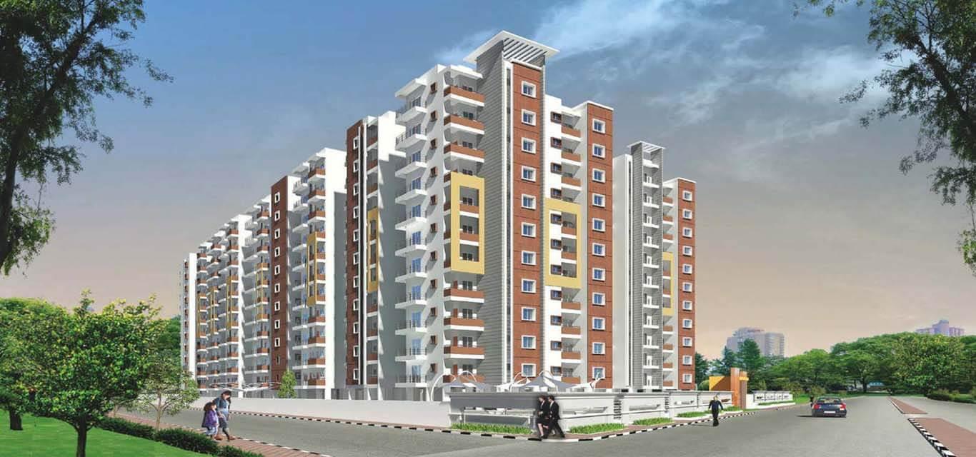 PSR Krish Kamal Electronic City Phase 1 Bangalore banner