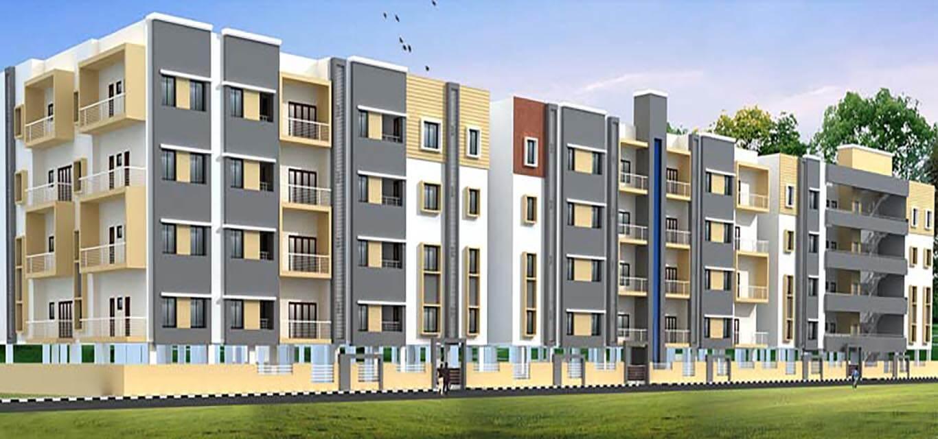 RVS Shastri Residency Gottigere Bangalore banner