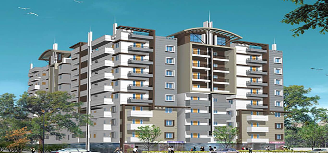 Saravana Tranquil Heights Vidyaranyapura Bangalore banner