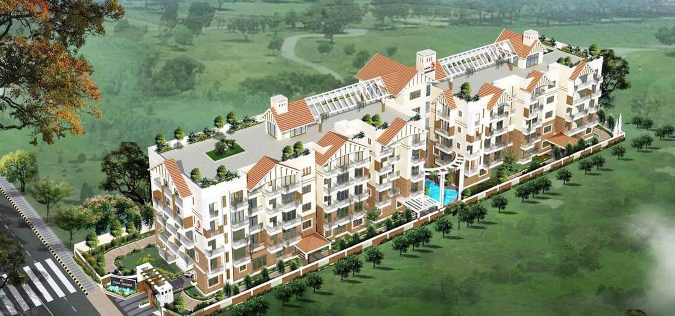Sree Properties Casa Grande Marathahalli Bangalore banner