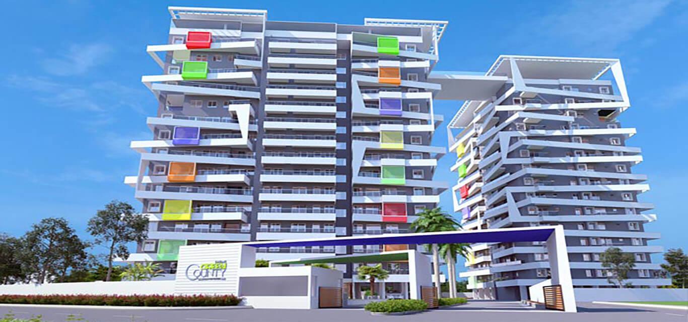 Landmark Green County Bolar Mangalore banner
