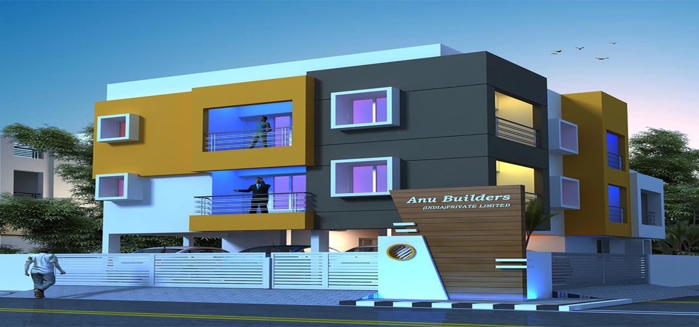 Anu Svaastha Garden RG Nagar Chennai banner