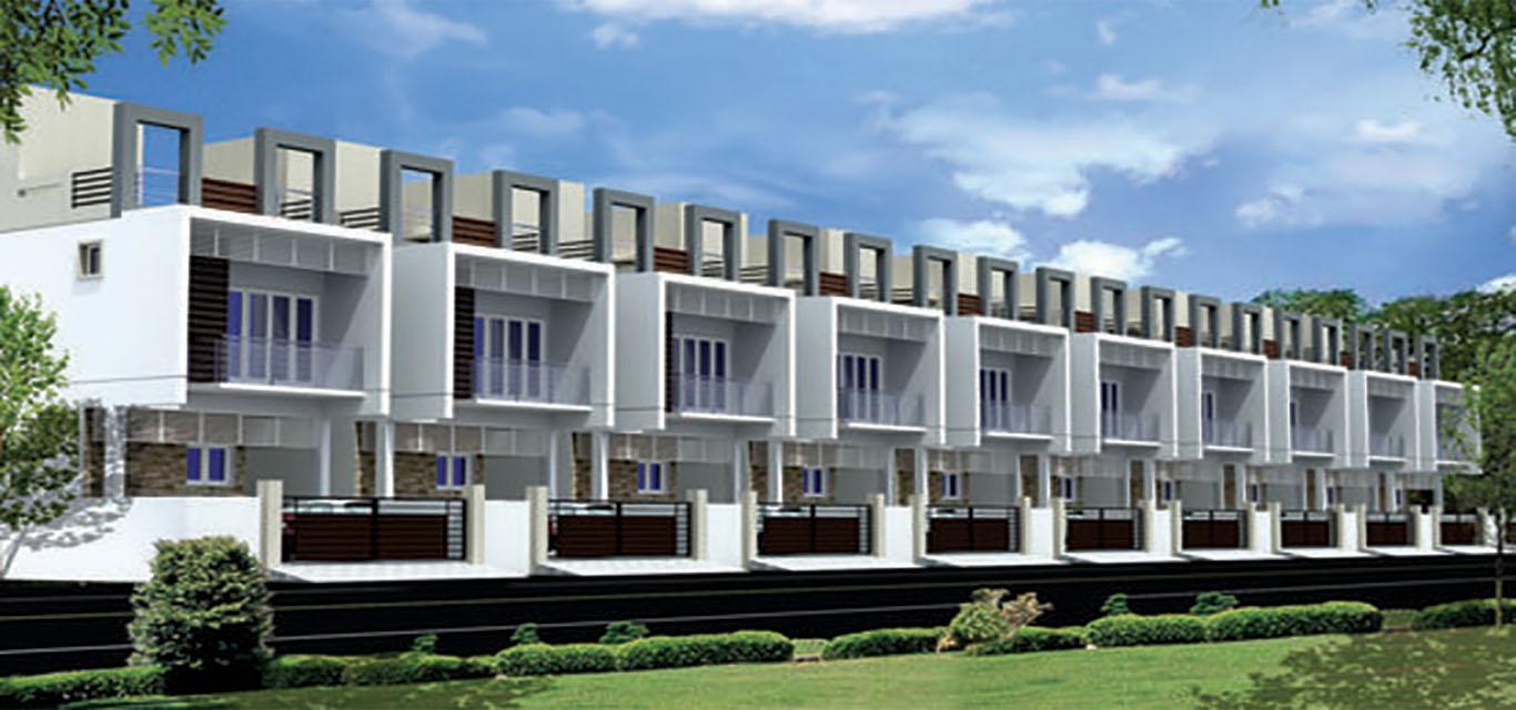 MGP Treasure Villas Pallikaranai Chennai banner