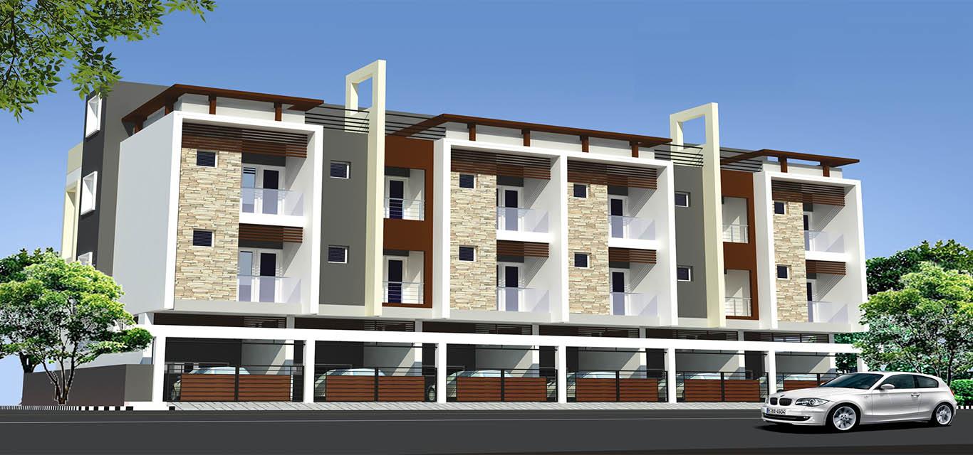 MGP Sri Homes Villa Perungalathur Chennai banner