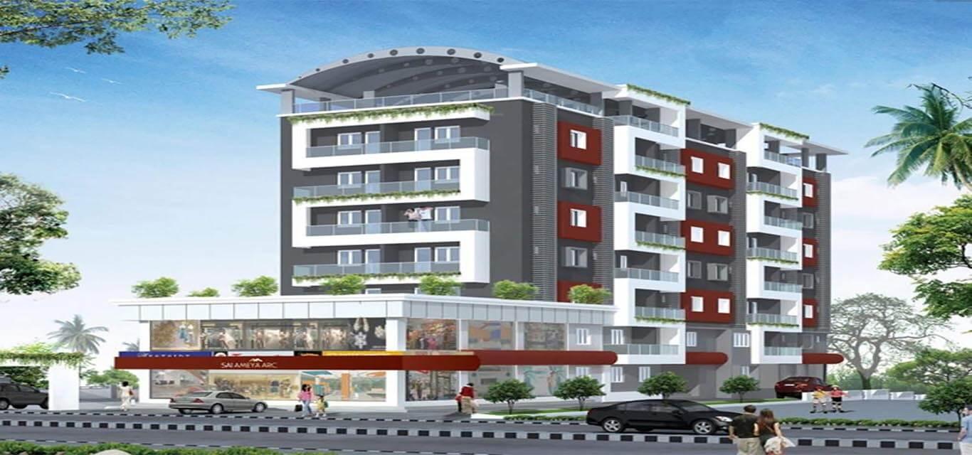 GB Sai Ameya Arc 1 Bejai Mangalore banner