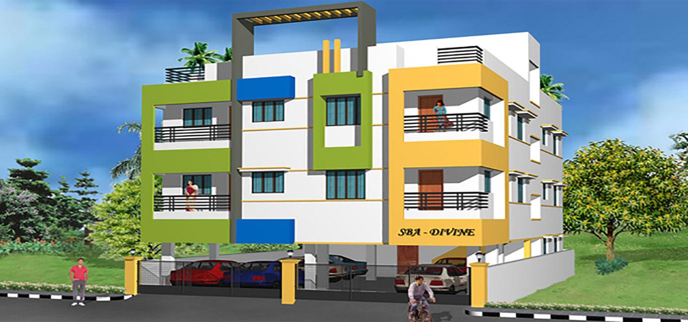 SBA Divine Medavakkam Chennai banner