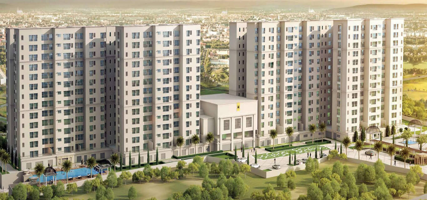 Sobha valley view banner