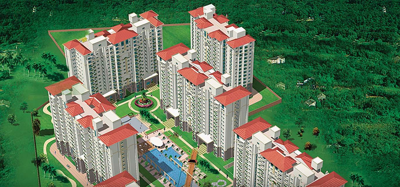 Godrej Woodsman Estate Hebbal Bangalore banner