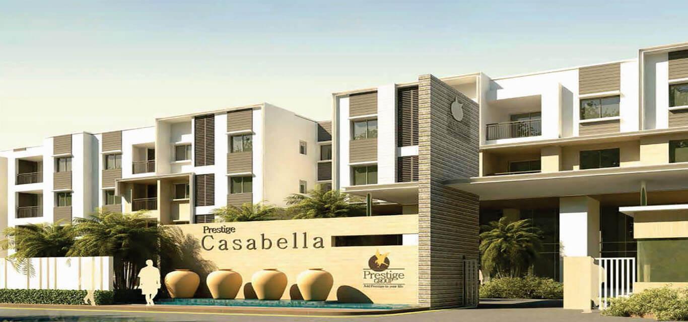 Prestige Casabella Electronic City Phase 1 Bangalore banner
