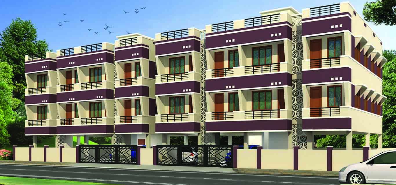 Jai Varsha Homes Urappakkam Chennai banner