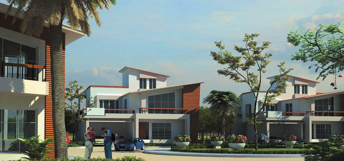 Prestige Mayberry Villa Whitefield Bangalore banner