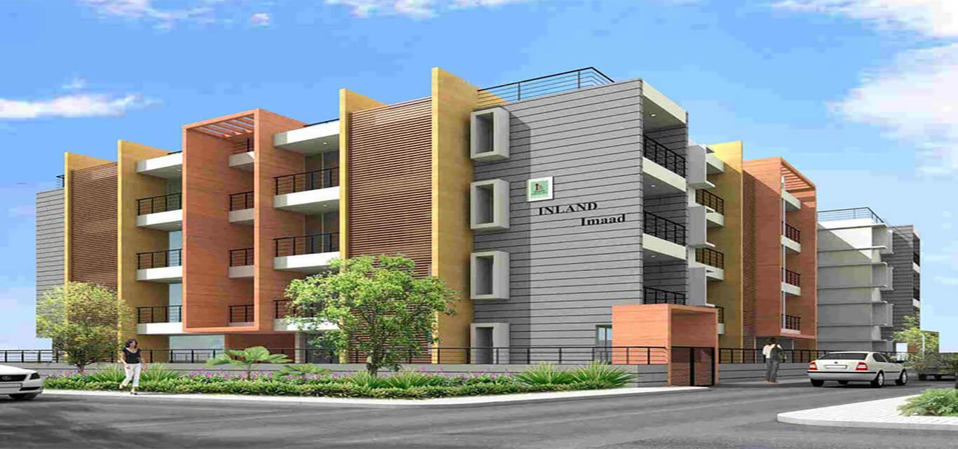 Inland Imaad Thanisandra Bangalore banner