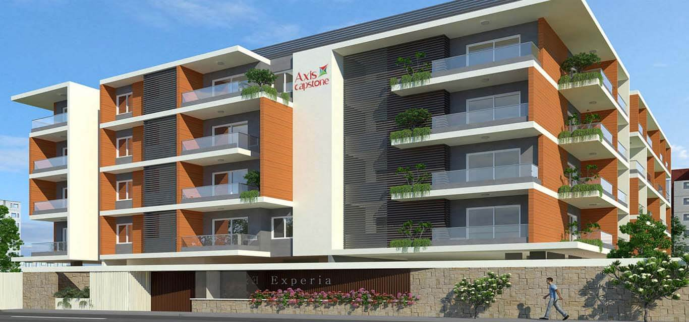 Axis Experia JP Nagar 8th Phase Bangalore banner