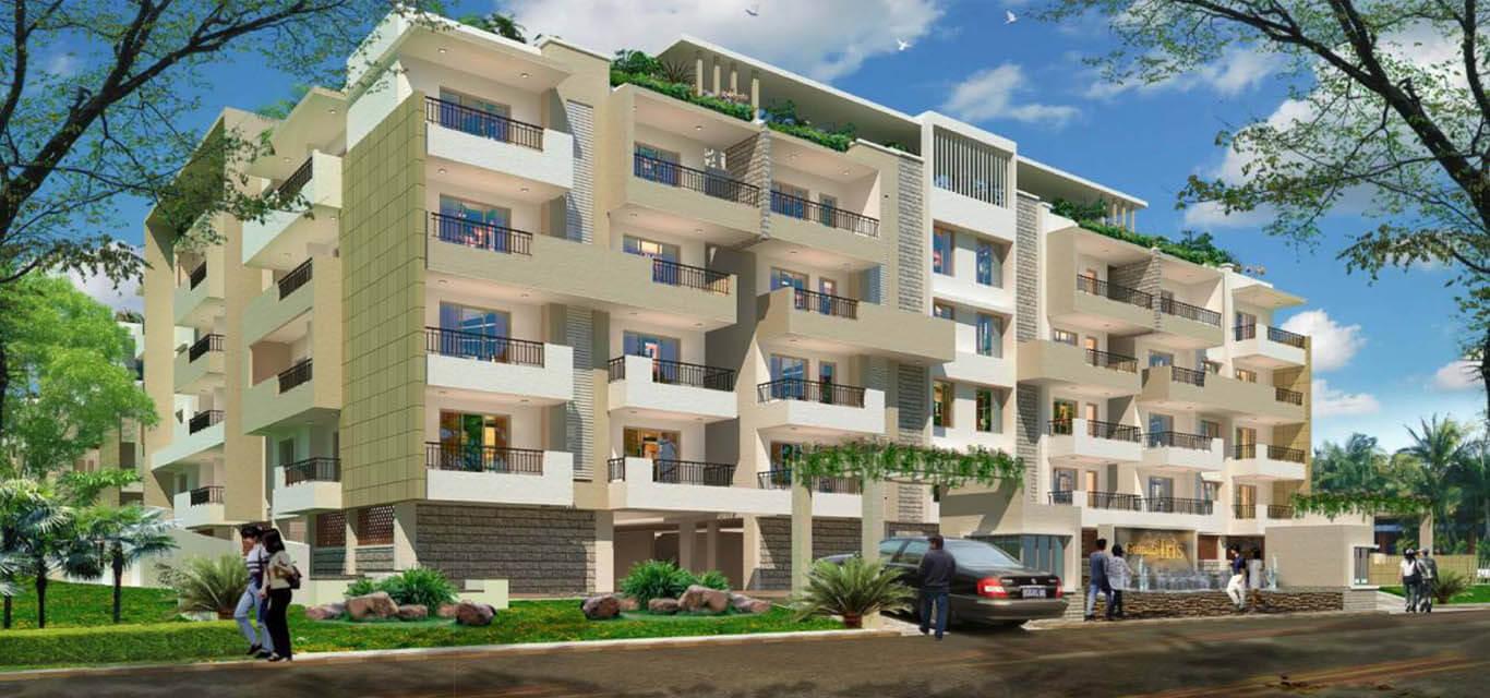 Gomati Iris Electronic City Bangalore banner