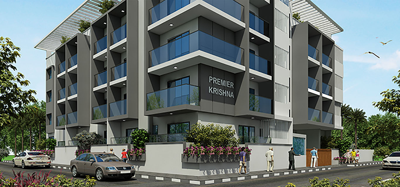 Premier Inspira Krishna JP Nagar 7th Phase Bangalore banner