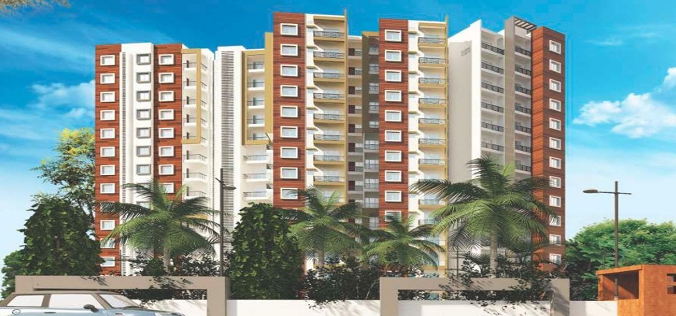 Vrushabadri Towers Whitefield Bangalore banner
