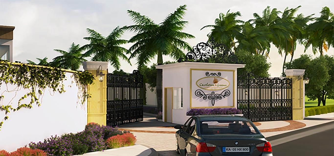 Castleton Greens Villa Chandapura Bangalore banner