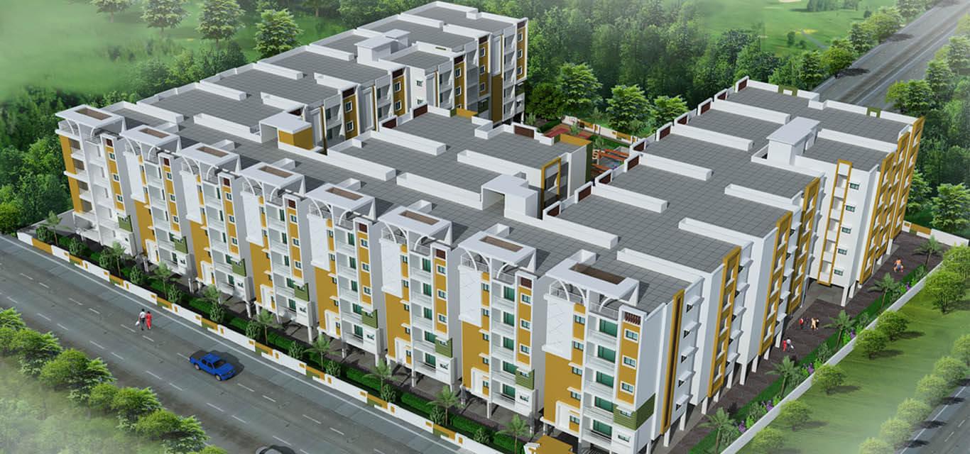 SK Daisy Electronic City Phase 1 Bangalore banner
