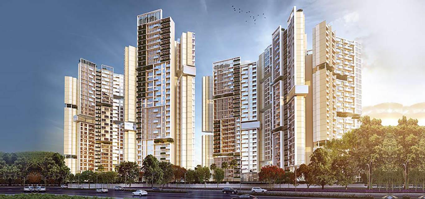 Amanora Adreno Towers Hadapsar Pune banner