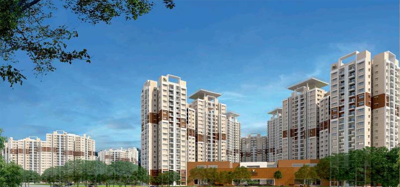 Prestige Sunrise Park Electronic City Phase 1 Bangalore banner