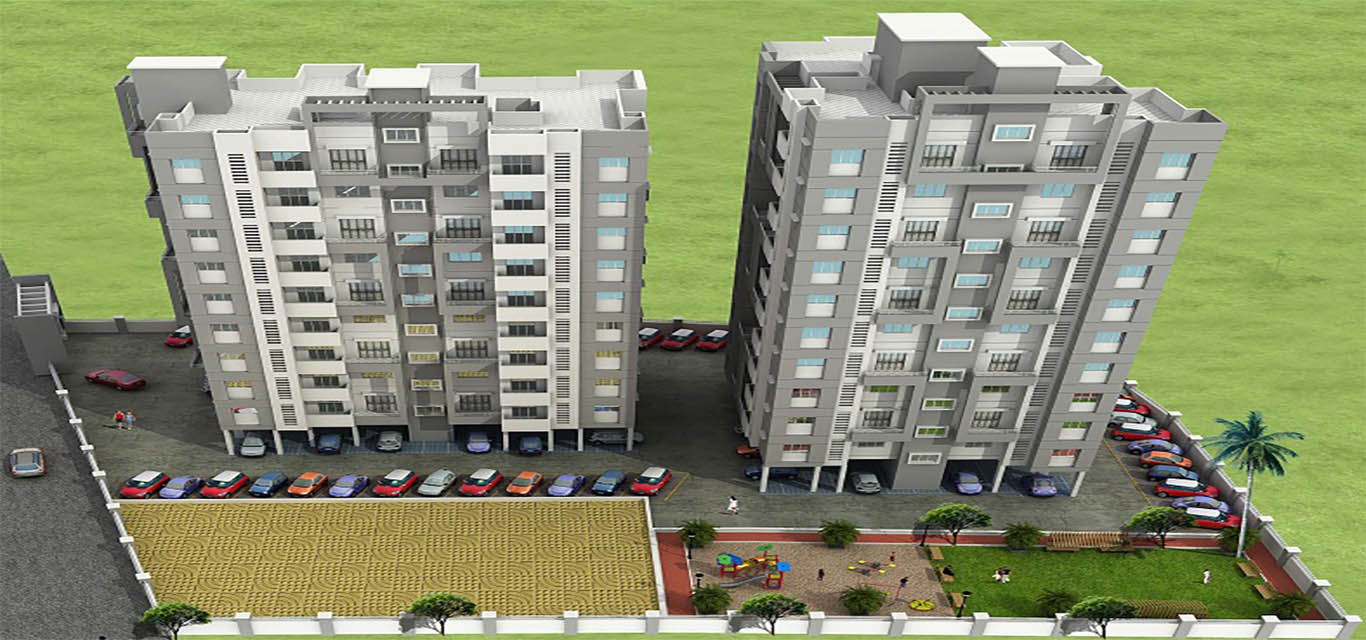 Vaishnavi Space Group Spring Woods Phase I Hinjewadi Pune banner