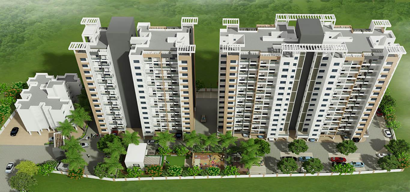 Sara Sara Metroville A Phase II Punawale Pune banner