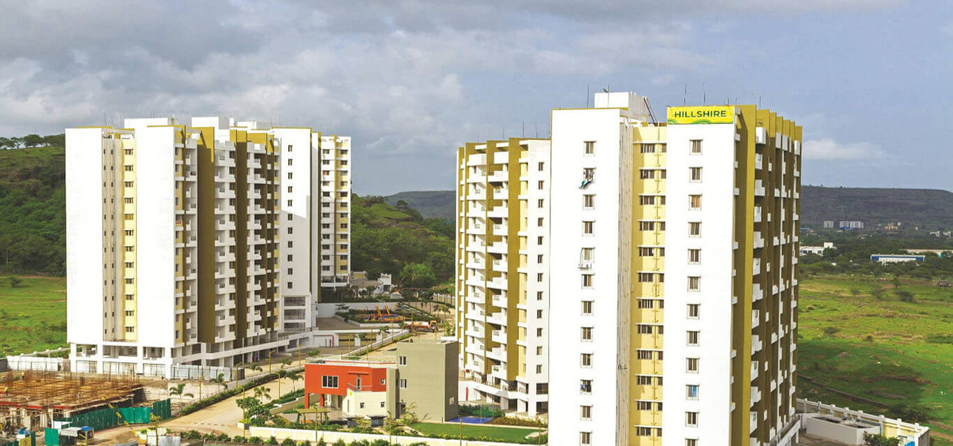 Gaurdian Hill Shire Phase 2 Wagholi Pune banner