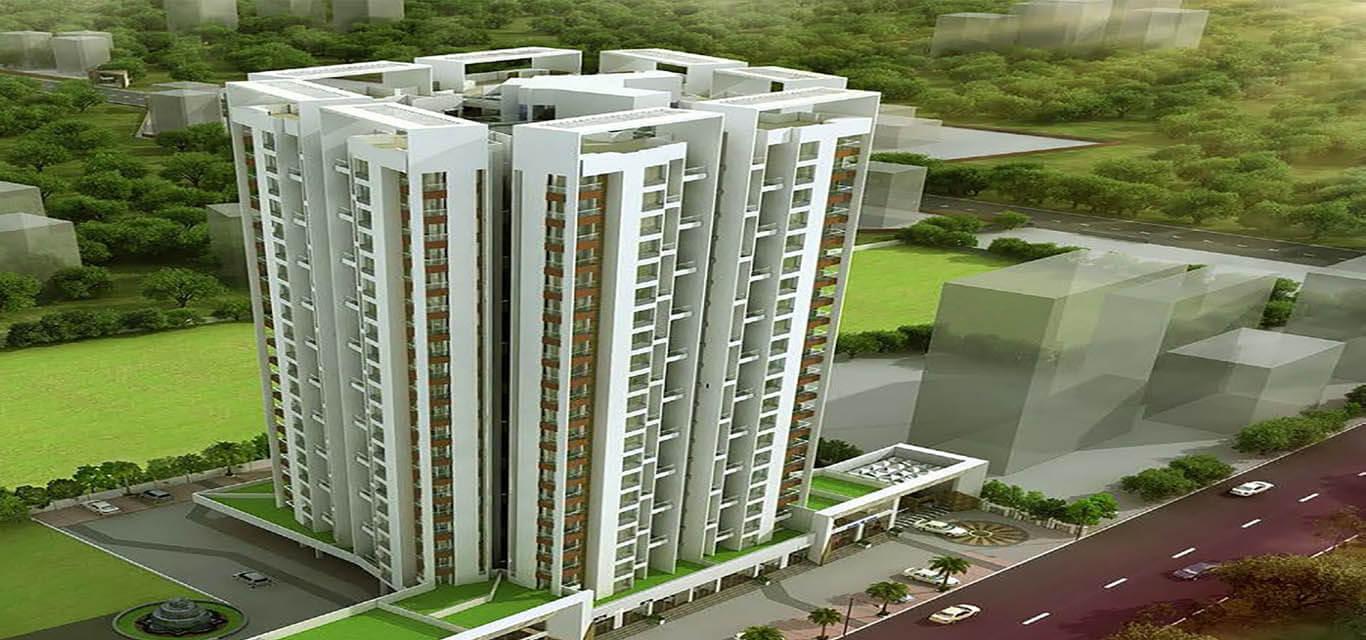 Vilas Javdekar Prudentia Towers Wakad Pune banner