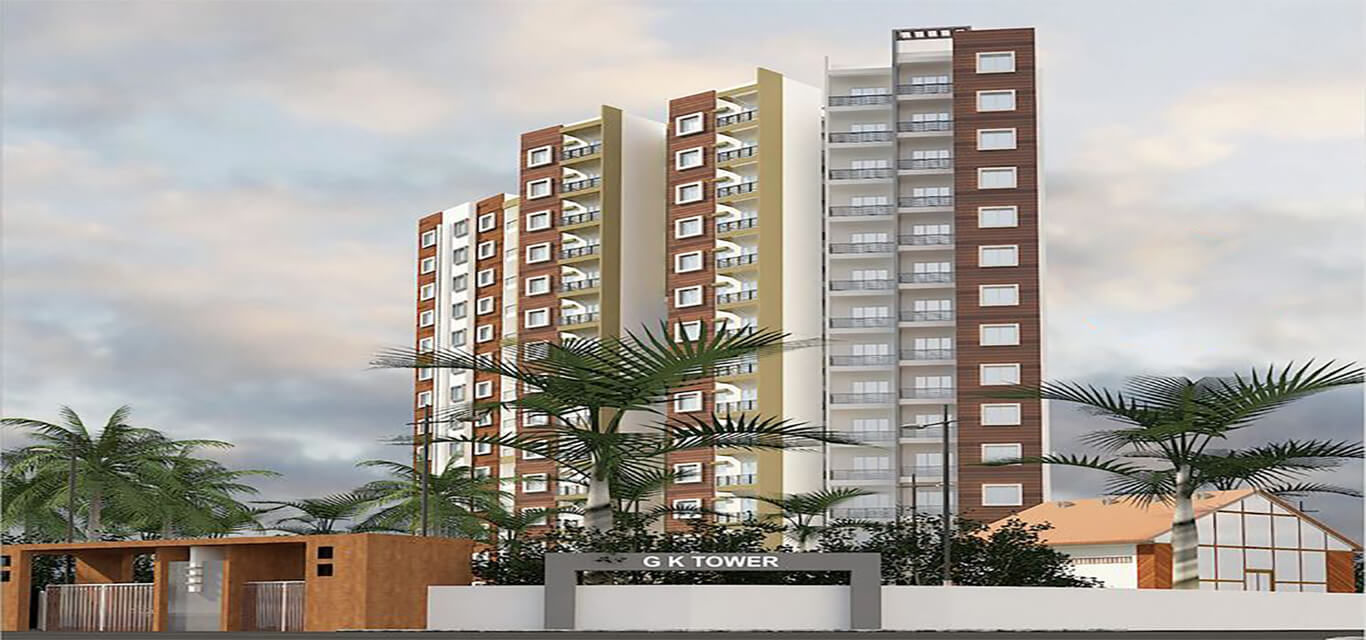 GK Tower Whitefield Bangalore banner
