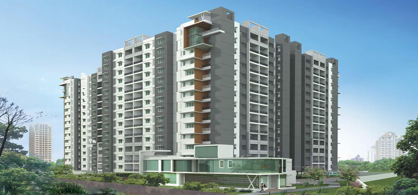DSR Sunrise Towers Whitefield Bangalore banner
