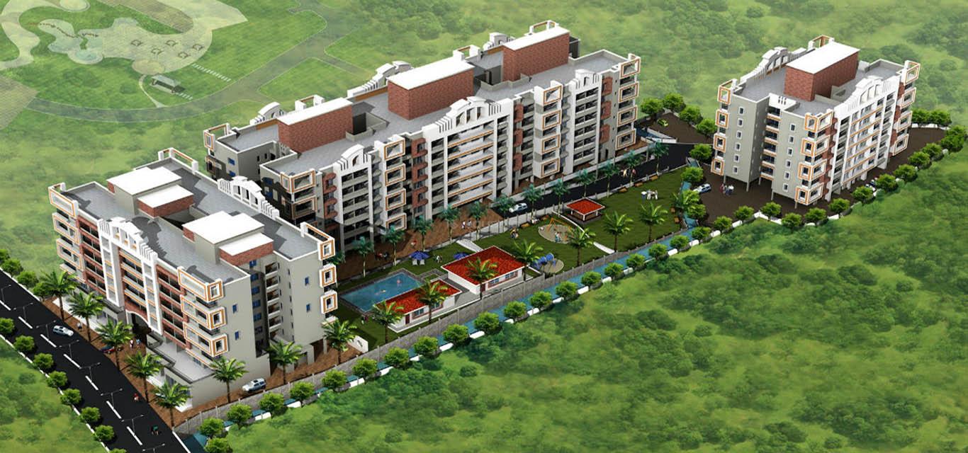 Raj Ryle Residency Mapusa Goa banner