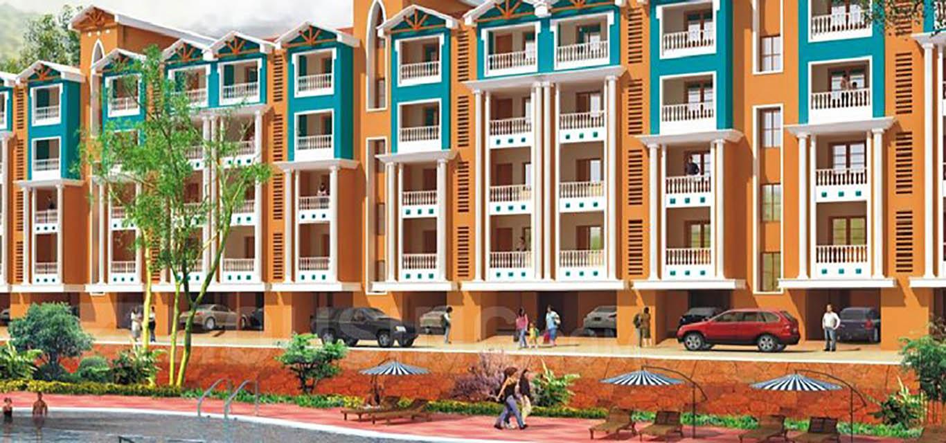 Nanu Sapna Sunshine Margao Goa banner