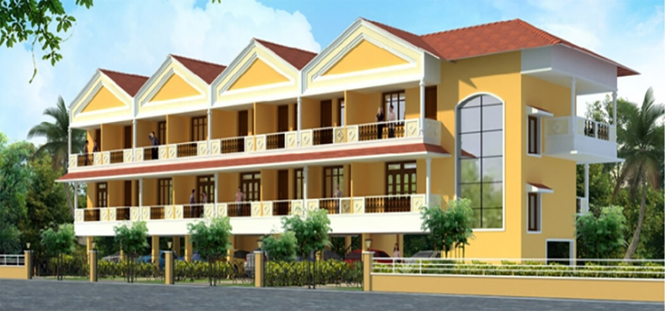 Nanu Sapana Homes Margao Goa banner