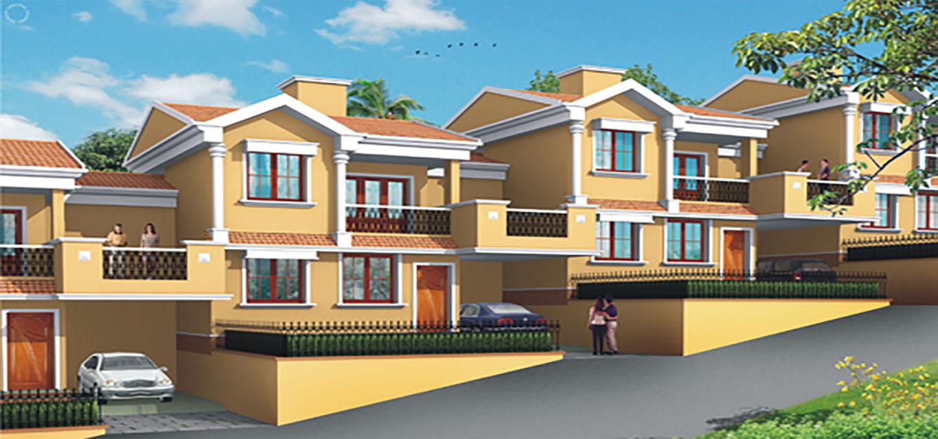 Kurtarkar Villas Ponda Goa banner