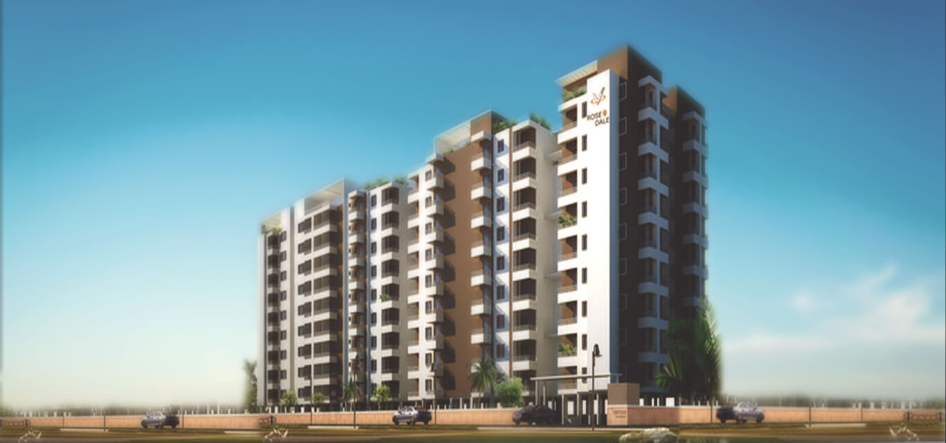 Veracious Rosedale Whitefield Bangalore banner