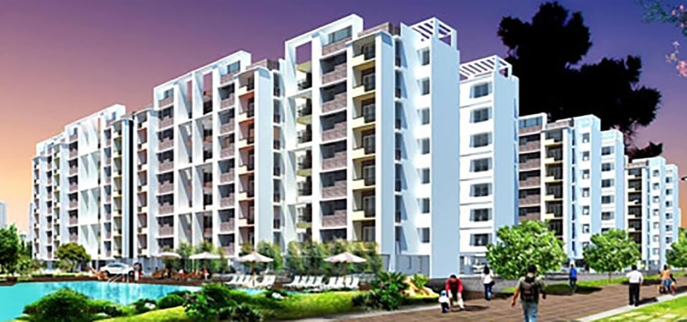 Purva High Crest Anjanapura Bangalore banner