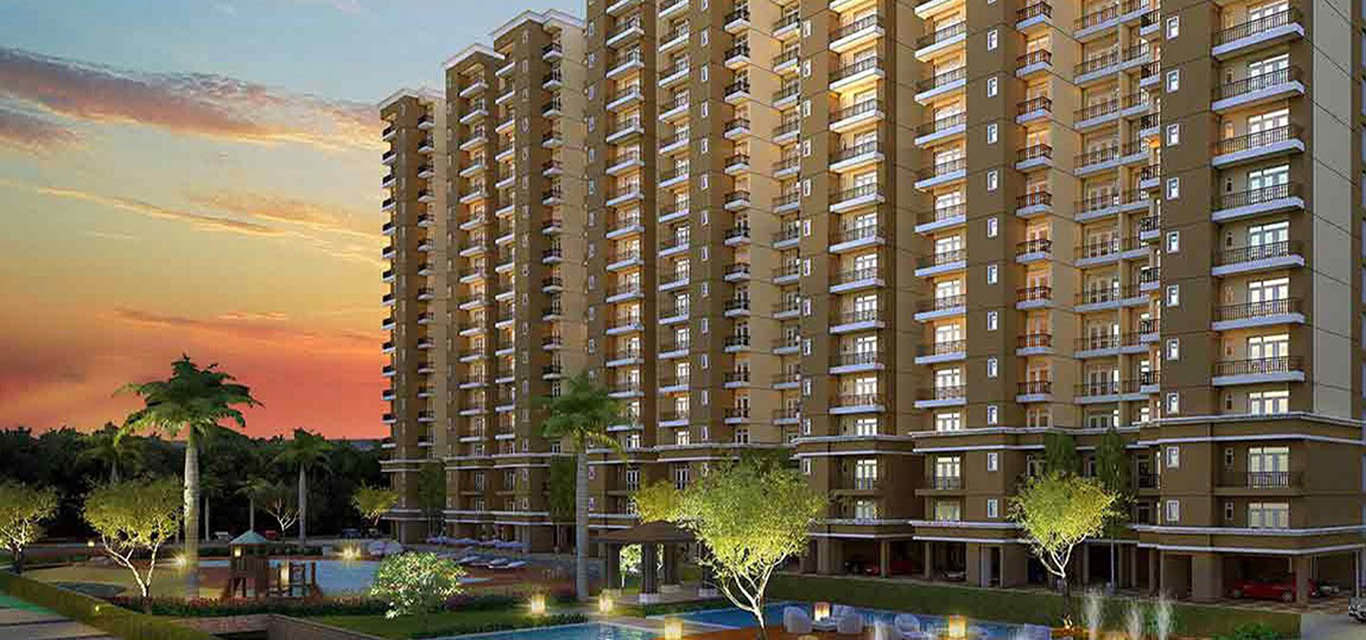 Omaxe Waterscapes Gomti Nagar Extension Lucknow banner