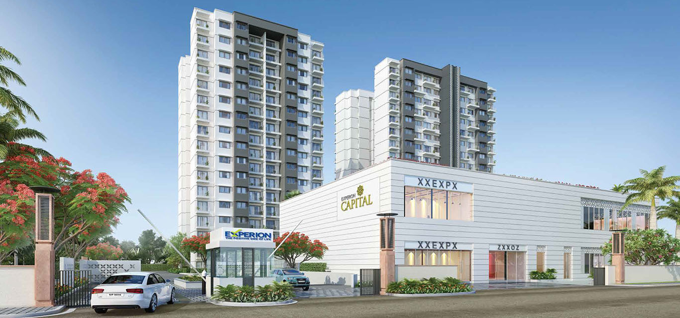 Experion Capital Gomti Nagar Lucknow banner