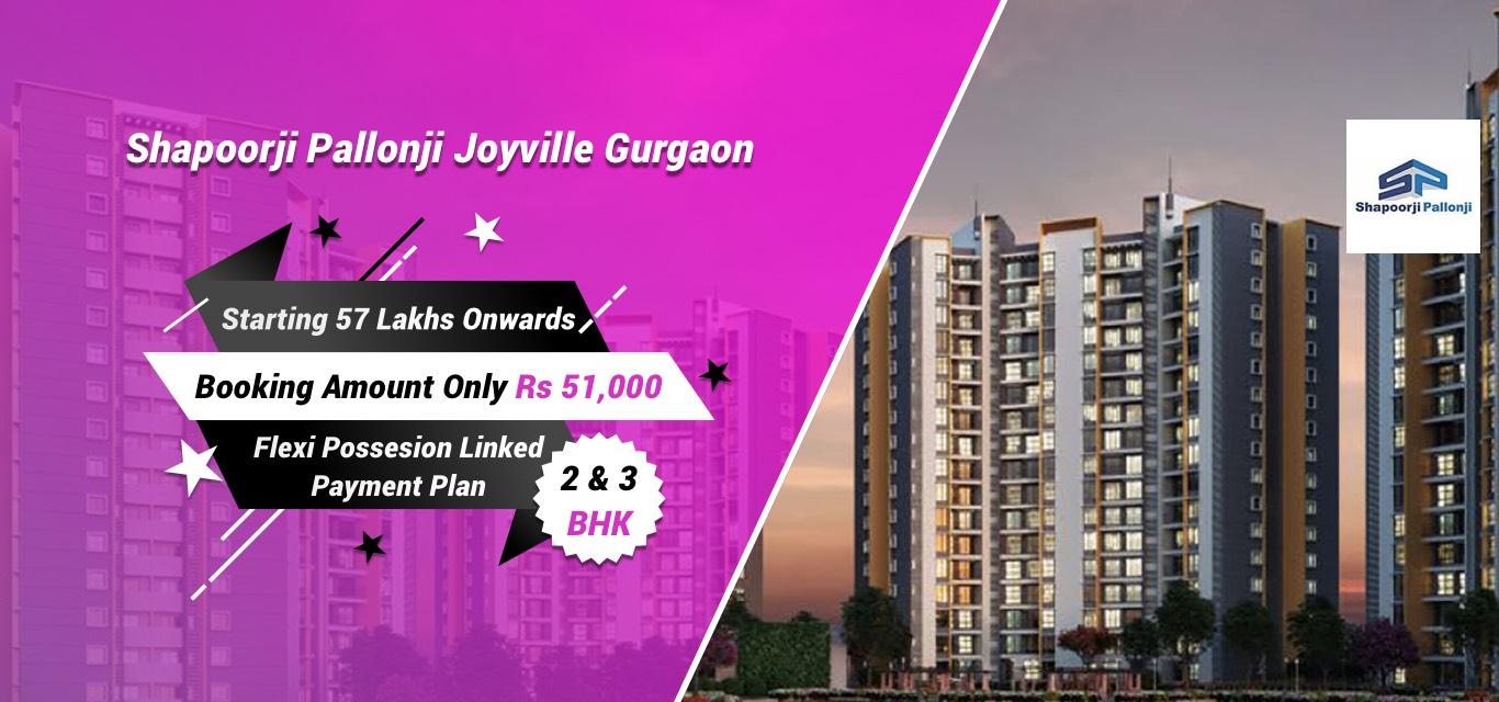 Shapoorji Pallonji Joyville Gurgaon Sector 102 Gurgaon banner