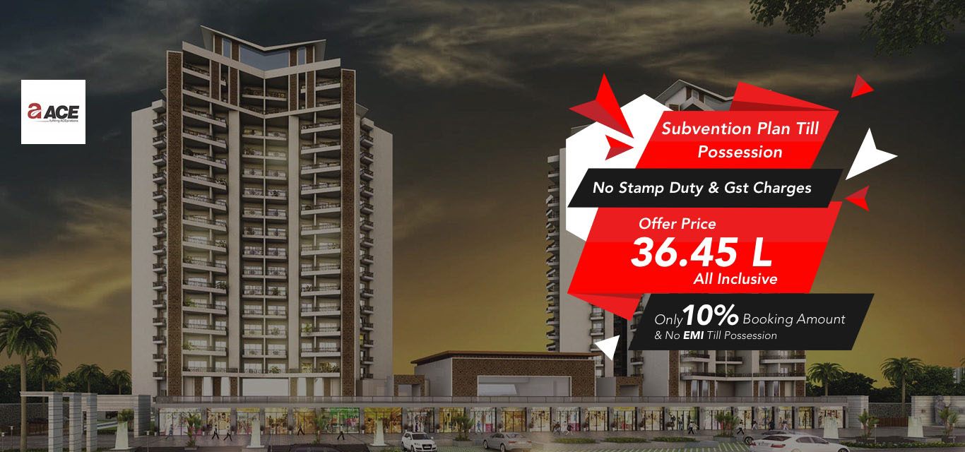 Ace Divino Sector 1, Greater Noida West Noida banner
