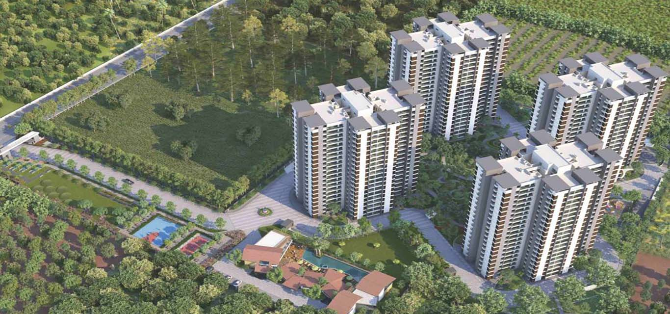 Alembic Urban Forest In Whitefield Bangalore Housingman Com