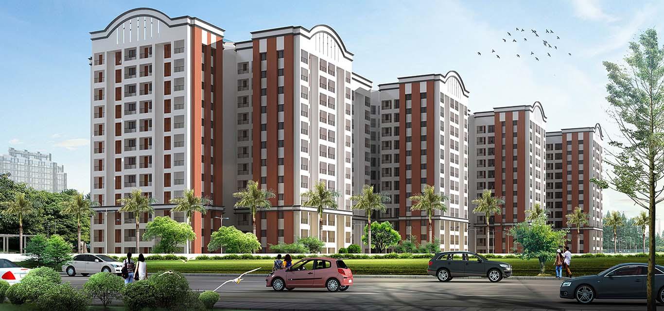 Gopalan Atlantis Whitefield Bangalore banner