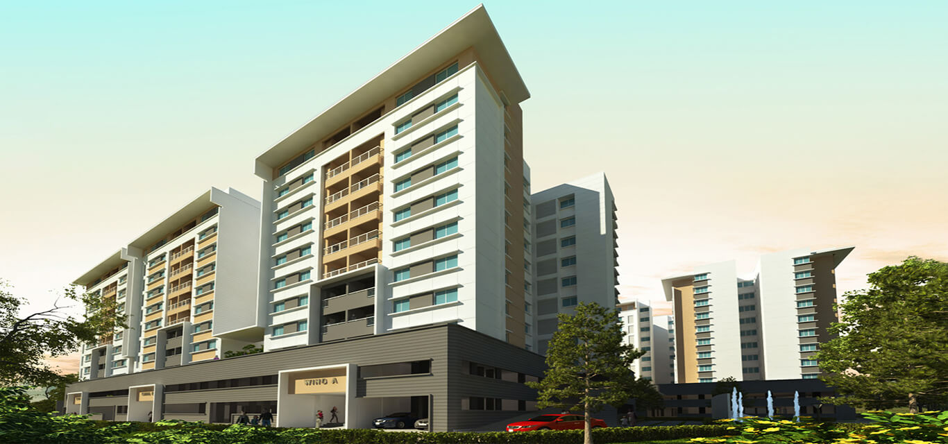 Purva Midtown Residences Old Madras Road Bangalore banner