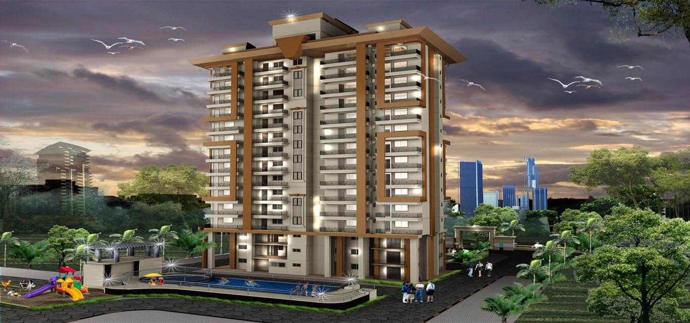 Concord Tower @ HM Symphony Off Sarjapur road Bangalore banner