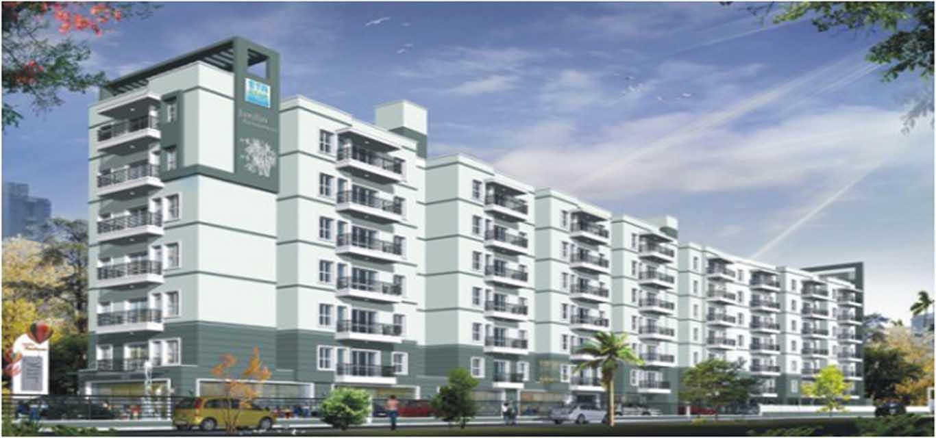 ETA Jardine Residences Magadi Road Bangalore banner