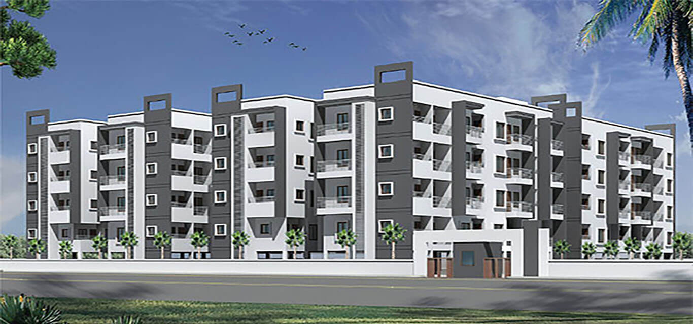 Radiant Royal Woods Whitefield Bangalore banner