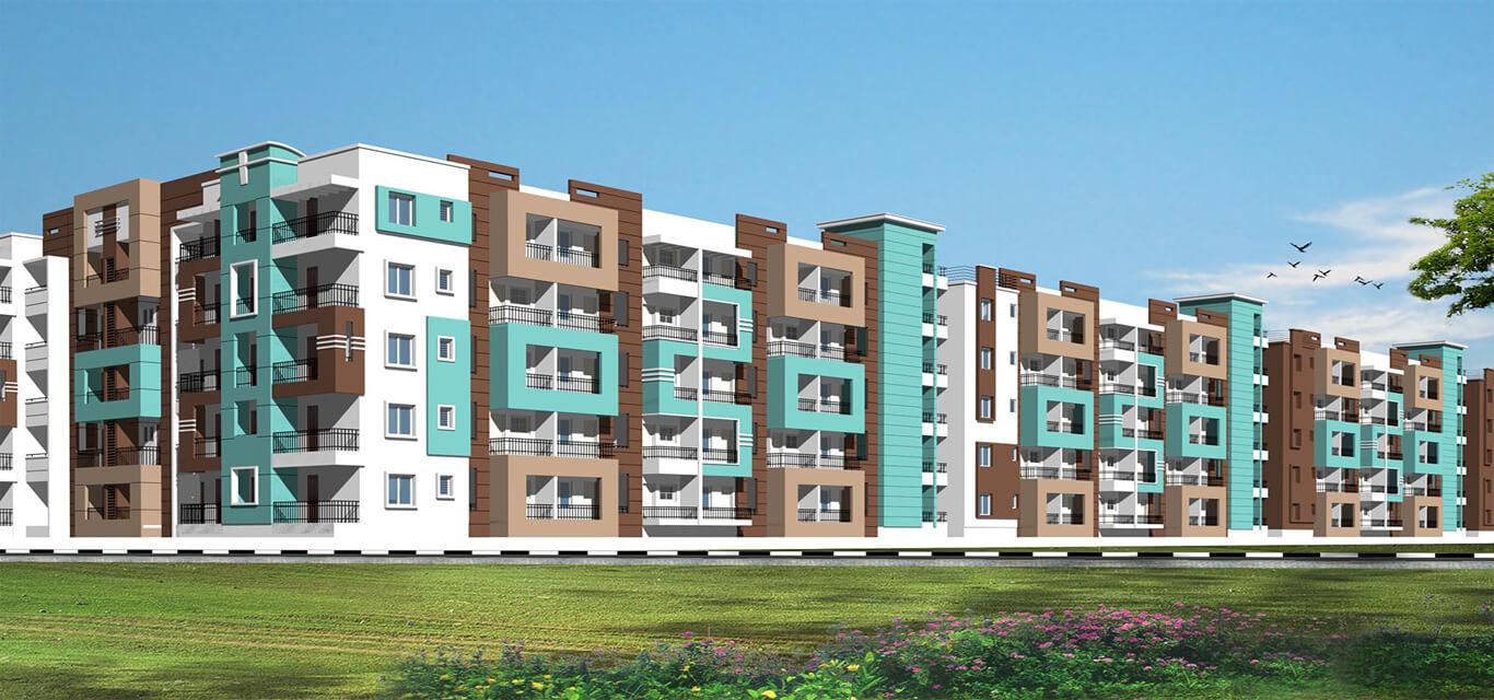 Sowparnika Sanvi Phase ll Whitefield Bangalore banner