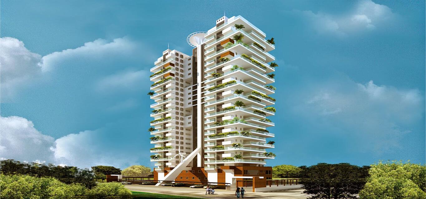 Krishna Brighton Yelahanka New Town Bangalore banner