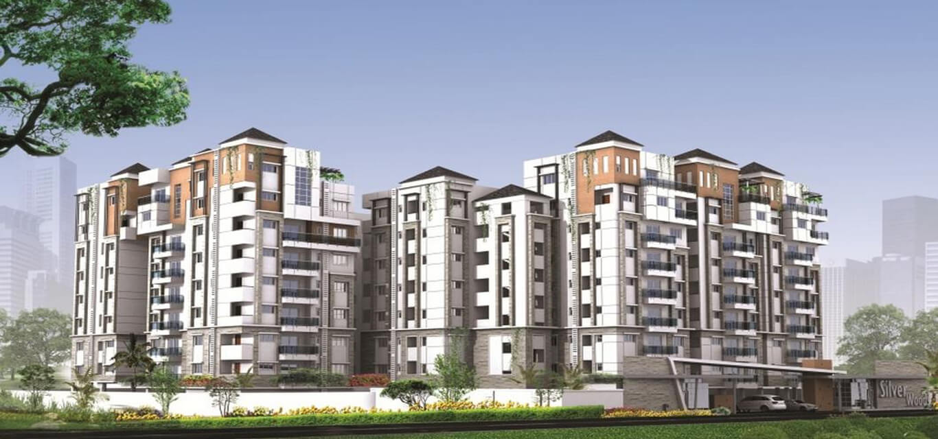 SVS Silver Woods Whitefield Bangalore banner
