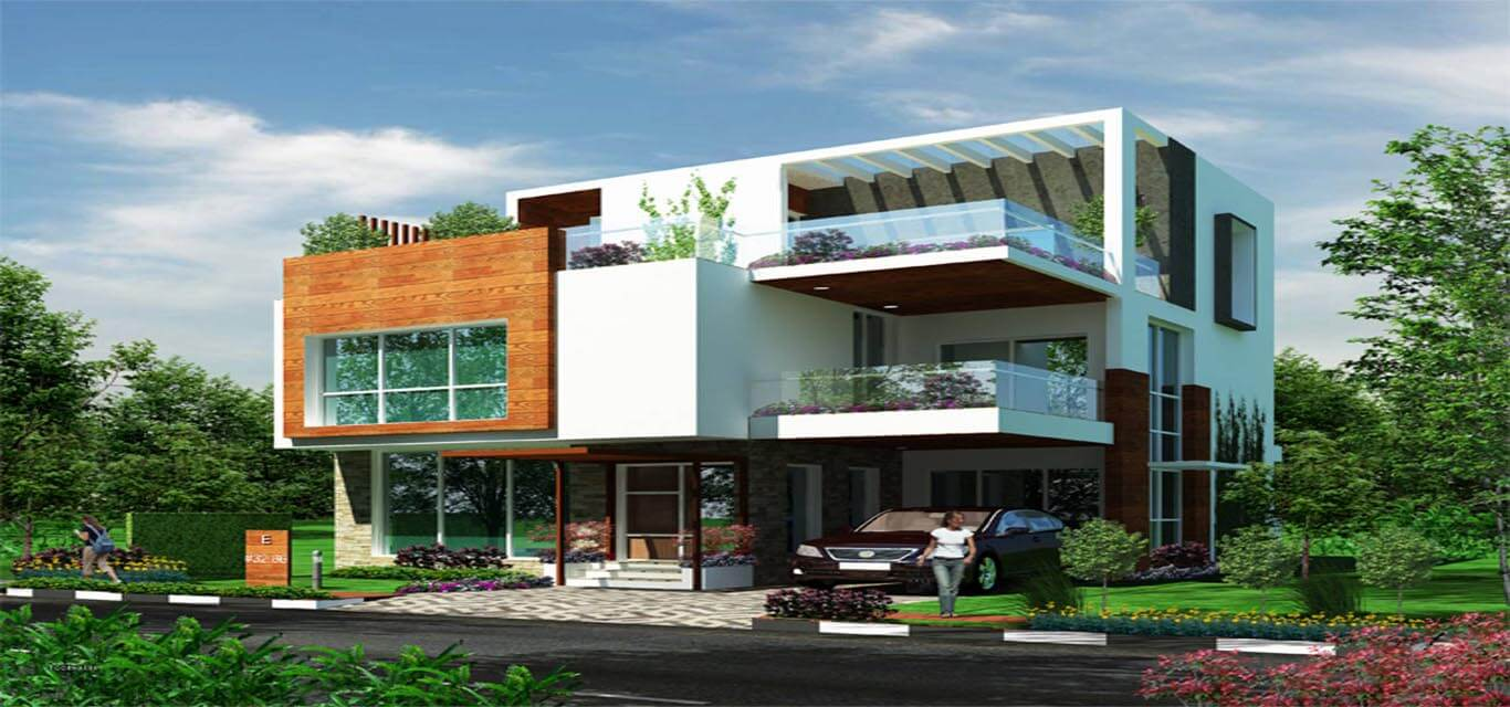 VRR Golden Enclave Villa Electronic City Phase 1 Bangalore banner